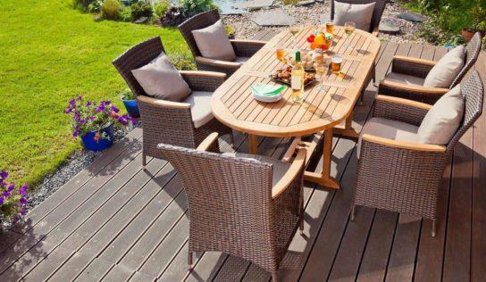 5 ideas inteligentes para refrescar tu terraza