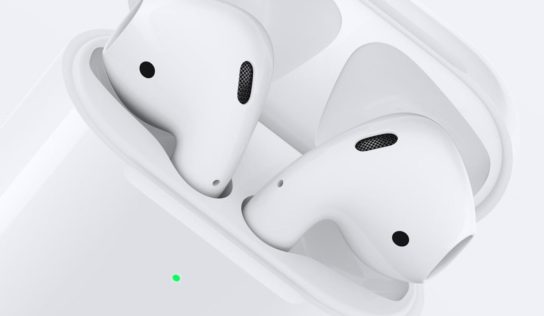 Apple presenta su nuevos AirPods