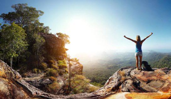 Disfrutando de los beneficios de vivir la vida al límite