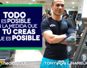 Tony Linarejos: ¿Cómo elegir un Entrenador Personal?