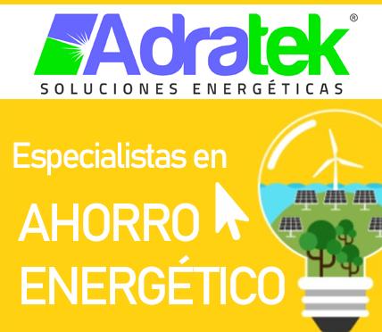 ADRATEK - ahorro energético