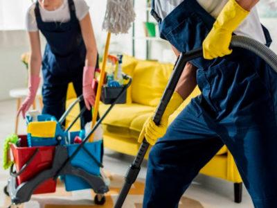 ¿Cómo elegir una empresa de limpieza?