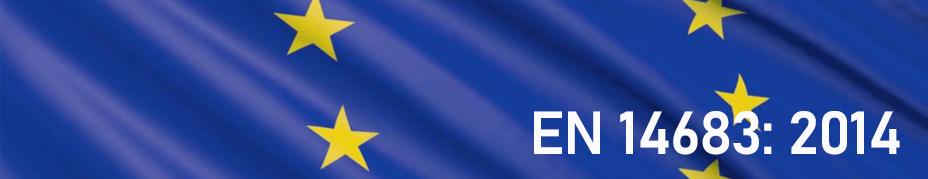 norma europea EN 14683: 2014