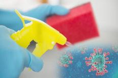Desinfecta tu casa de Coronavirus: 4 consejos de limpieza para usar ahora