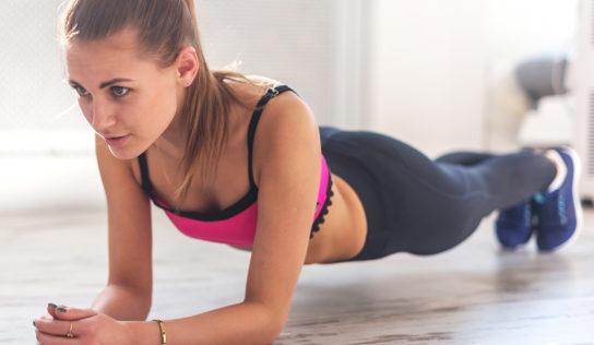 Coronavirus ¿Como te alimentas después de entrenar en casa?