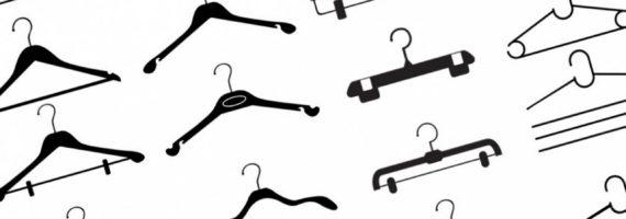 Perchas Gordo: ¿Cómo elegir un modelo de percha para un armario?