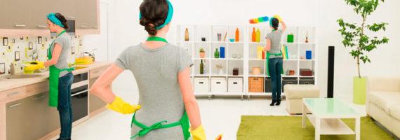 7 pasos para limpiar la casa en 3 horas Por Puligaviota