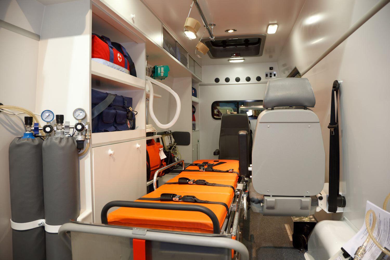 Ambulancias Marina: categorías y tipos de ambulancias de transporte médico privado