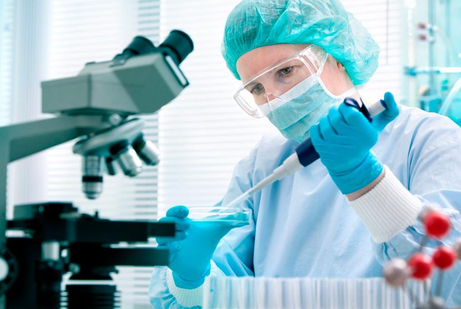 Es el ácido hipocloroso, la solución más eficaz contra virus y bacterias
