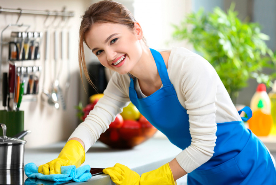 La empleada de hogar perfecta existe