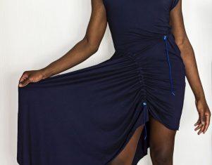 <div>Transformar lo inservible en deseables prendas de moda, la propuesta de «Enneges» en la MBFW de Madrid</div>