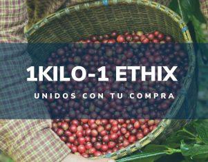 EthicHub lanza la campaña «1 Kilo, 1 Ethix»