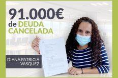 Repara tu Deuda Abogados cancela 91.000 € en Sabadell (Barcelona) con la Ley de Segunda Oportunidad