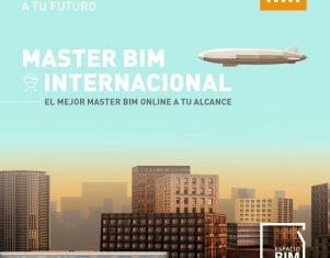 Un Máster BIM cinco estrellas que sigue mejorándose