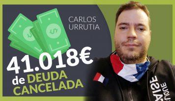 Repara tu Deuda Abogados cancela 41.018 € de deuda en Barcelona con la Ley de la Segunda Oportunidad
