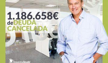 Repara tu Deuda cancela 1.186.658 € de deuda en Barcelona con la Ley de la Segunda Oportunidad