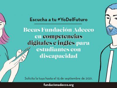 La Fundación Adecco destina 300.000 euros a la formación de personas con discapacidad