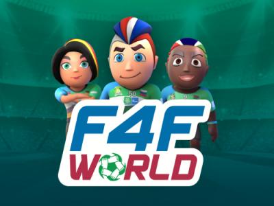 El «Football for Friendship eWorld Championship» entra en la siguiente ronda en la plataforma F4F World