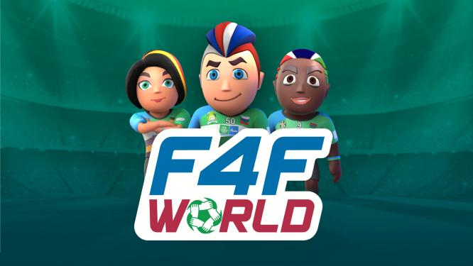 """El """"Football for Friendship eWorld Championship"""" entra en la siguiente ronda en la plataforma F4F World"""