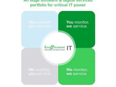Schneider Electric lanza el programa Edge Software & Digital Services