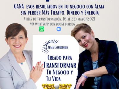Inma Alcántara y Marta Baro ofrecen las claves para emprender con éxito y sin desfallecer en el intento