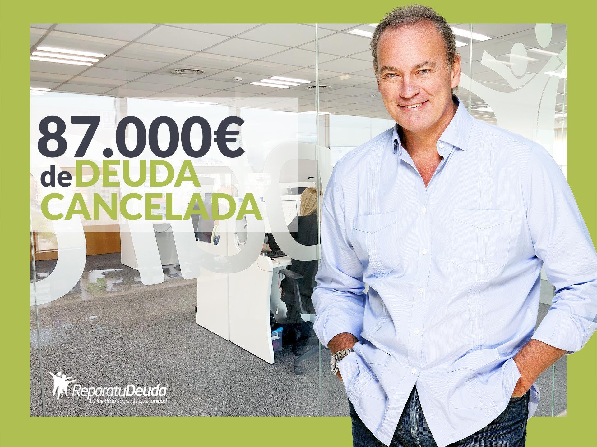 Repara tu Deuda Abogados cancela 87.000? en Vigo (Pontevedra) gracias a la Ley de Segunda Oportunidad