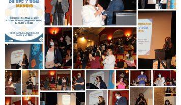 SFC-SQM Madrid celebra su 10º aniversario con el premio «Solidarios»