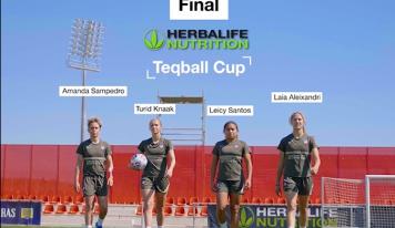 Final de la Herbalife Nutrition Teqball Cup: ¿Qué jugadoras del Atlético de Madrid Femenino se llevarán la victoria?