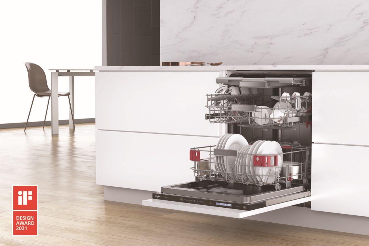 Whirlpool EMEA, premiada de nuevo en los prestigiosos iF Design Awards 2021