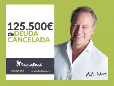 Repara tu Deuda abogados cancela 125.500€ con deuda pública en Bilbao con la Ley de Segunda Oportunidad