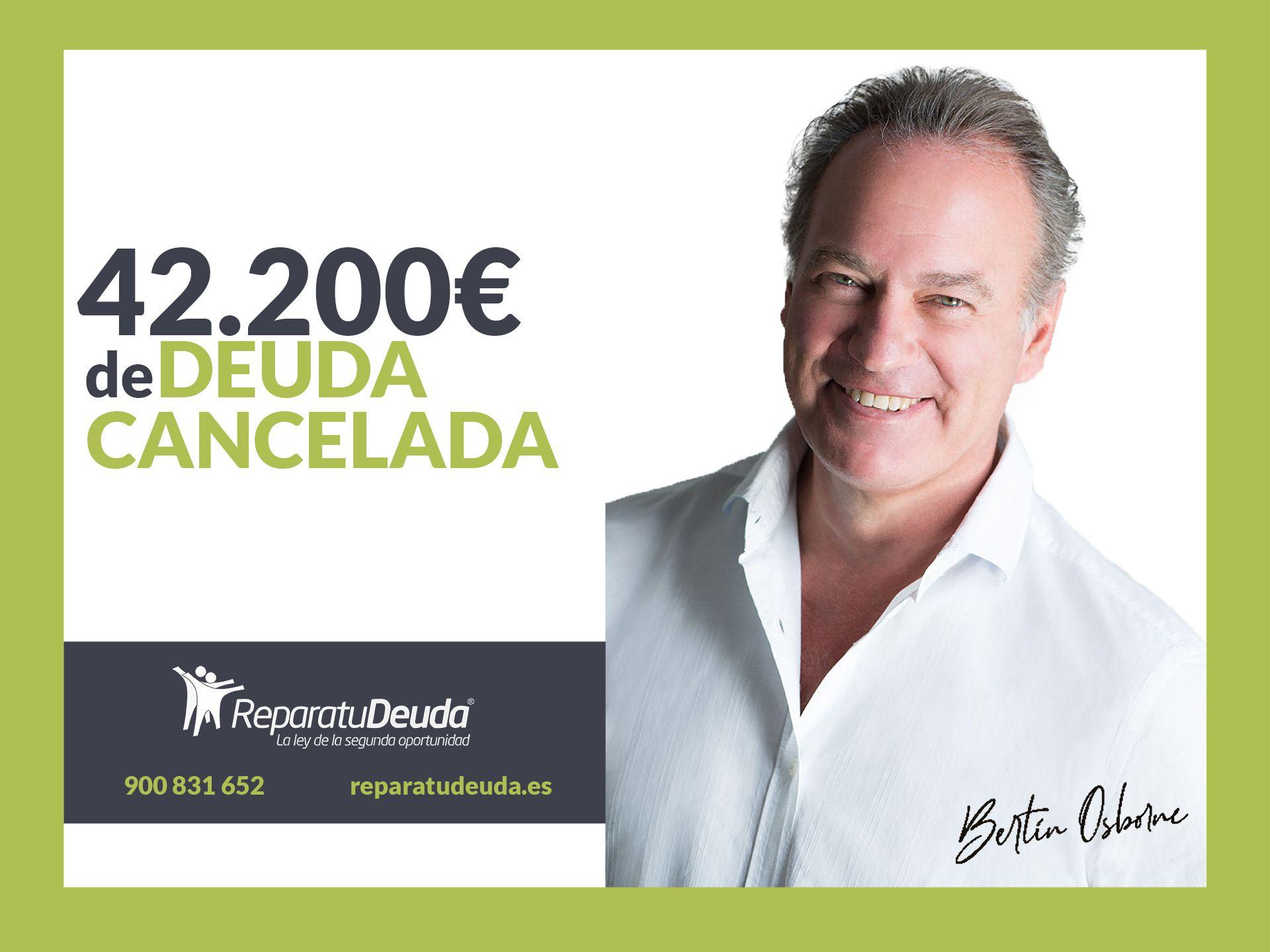 Repara tu Deuda Abogados cancela 42.200? en Guadalajara con la Ley de Segunda Oportunidad