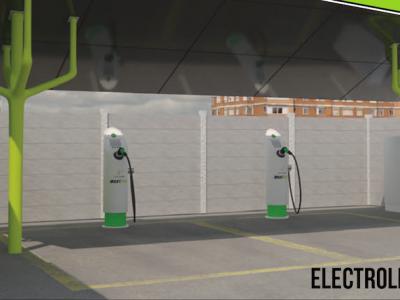 La cadena de gasolineras low-cost Fast Fuel introduce la recarga eléctrica en toda su red