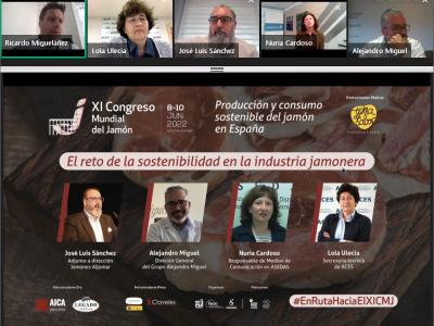 7 de cada 10 consumidores de jamón buscan información sobre la sostenibilidad de los productos