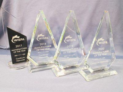 Cambium Networks elegido por cuarto año consecutivo «fabricante del año» 2020 por WISPA