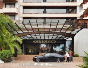 El Hotel Botánico de Tenerife reabrirá sus puertas el 1 de septiembre tras una completa reforma