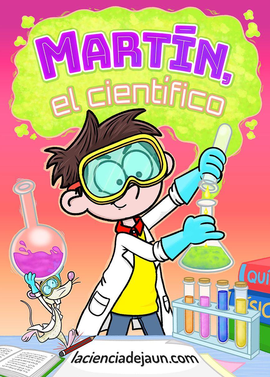 Divulgar sobre ciencia con un poco de humor es la propuesta del primer libro de 'La ciencia de Jaun'