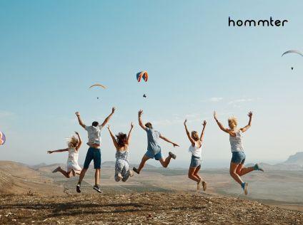 La Tribu Hommter, la comunidad para los amantes de la adrenalina