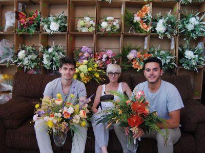 La startup de suscripción de flores Blaine Box crece un 40% mensual en suscriptores