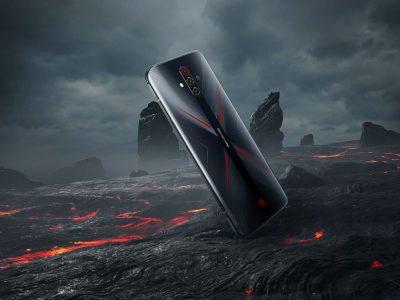 Nubia lanza el nuevo dispositivo de juego REDMAGIC 6 lite junto con Vodafone