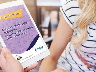 Los jóvenes con diabetes reclaman una mayor visibilidad de la patología en redes sociales, según FEDE