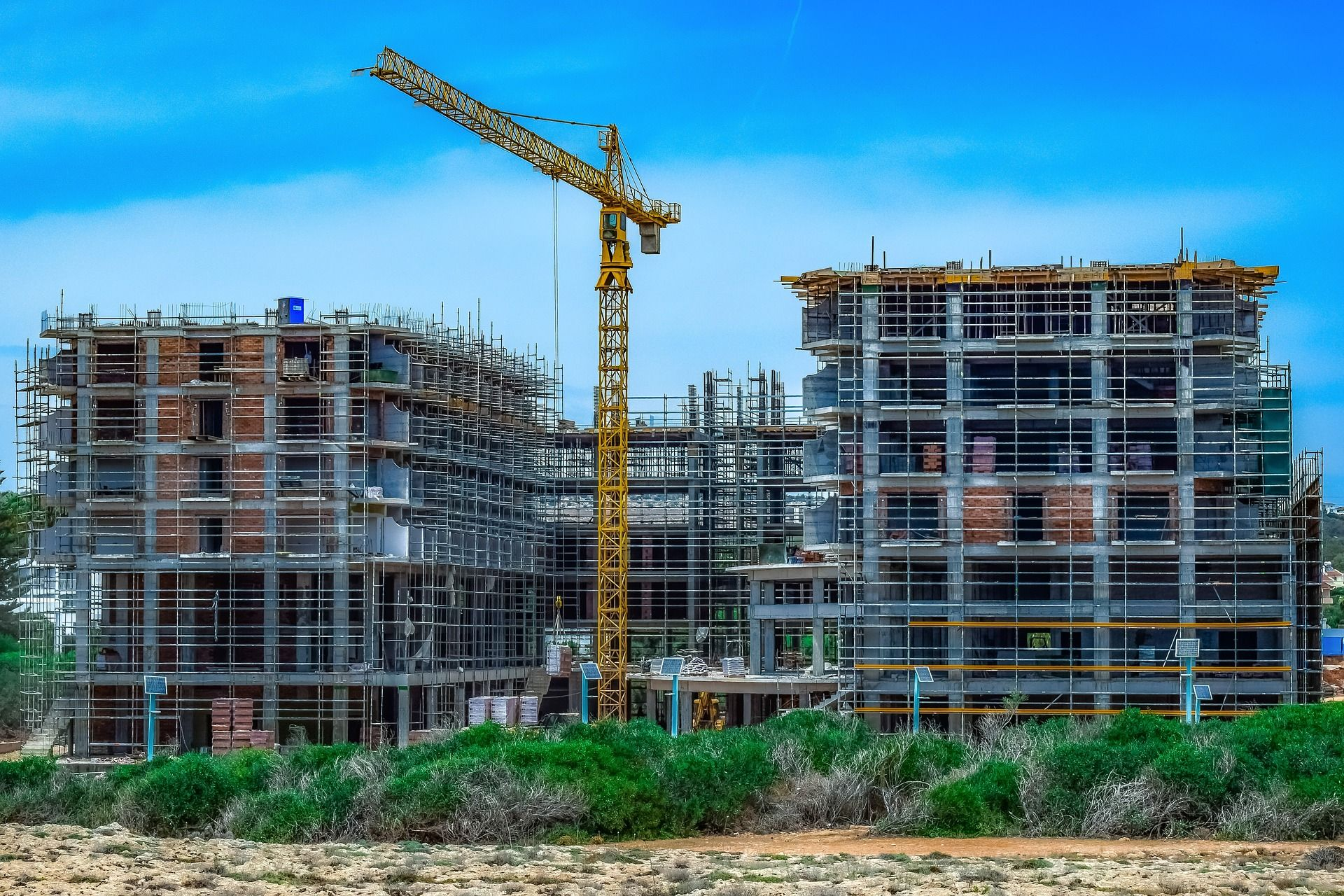 Urbanitae financia 13 proyectos inmobiliarios por valor de 12,5 millones de ?