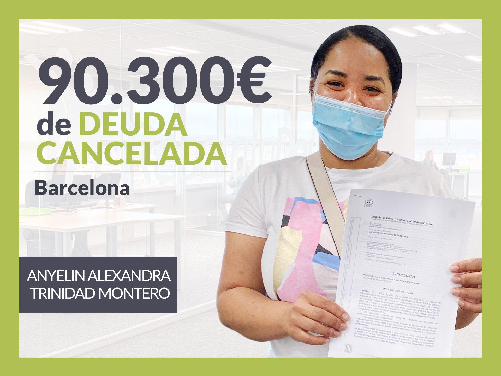 Repara tu Deuda Abogados cancela 90.300 ? en Barcelona (Catalunya) con la Ley de Segunda Oportunidad