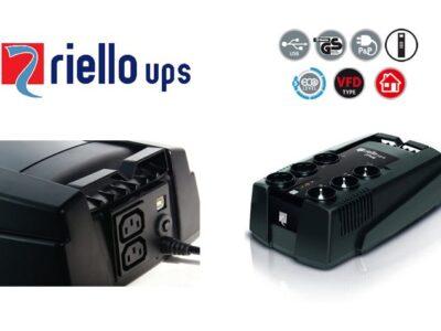 Riello UPS recomienda su SAI iPlug para proteger los equipos domésticos