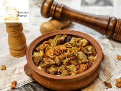 Alfarería Raimundo Sánchez recomienda cocinar en cazuelas de barro