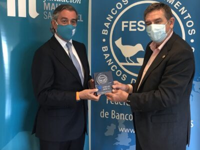 Fundación Mahou San Miguel recibe el reconocimiento «Premios Estrellas» FESBAL