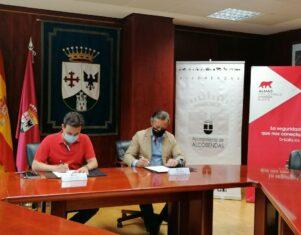 Convenio con ALMAS INDUSTRIES B+SAFE para el fomento y el impulso del empleo en Alcobendas