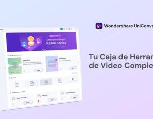 Wondershare UniConverter 13.0 trae más actualizaciones para Edición, Conversión y Compresión de Video