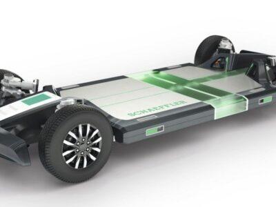 Schaeffler y Mobileye industrializarán las lanzaderas de conducción autónoma