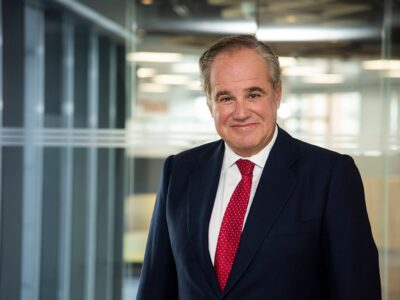Demetrio Carceller Arce ingresa en la lista de líderes con mejor reputación en España