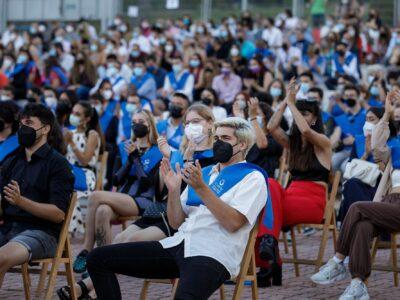 La Escuela CES celebra en Madrid el acto de graduación de sus dos últimas promociones